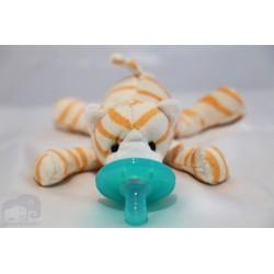 Soft Cozy Plush Toy Pacifier / Good Sleep- CAT