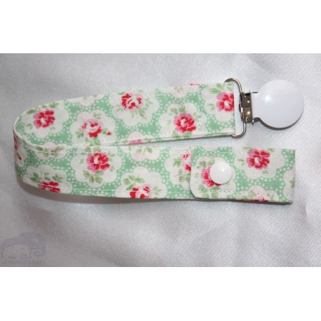 Cath Kidston Dummy Clip/Holder/Pacifier /Holder/Strap for Baby