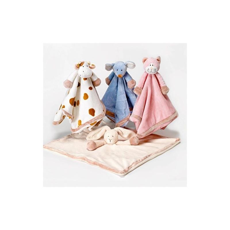 Personalised Teddykompaniet Diinglisar Baby Comfort