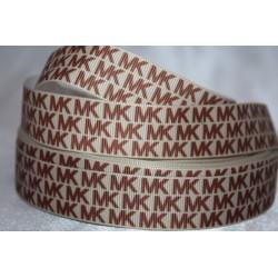 Design 3 - CLASIC Printed Grosgrain Ribbon 22mm - Crafts