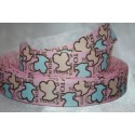 T CLASIC Printed Grosgrain Ribbon 22mm - Crafts