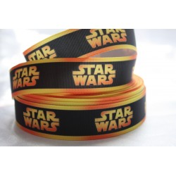 Star Wars Printed Grosgrain Ribbon 22mm -Crafts