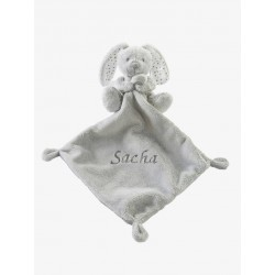 Personalised Bunny Soft & Blanket Gift Set with Box