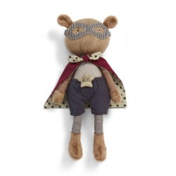 Mamas and Papas Soft Toy - Superhero Pow