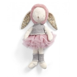 Mamas and Papas My First Ballerina Bunny - Pink