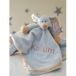 PERSONALISED Teddykompaniet - Diinglisar MOUSE - Baby Comfort Blanket