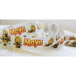 "M2M * MAYA* 7/8"" Character Grosgrain Ribbon , Crafts - 1m"