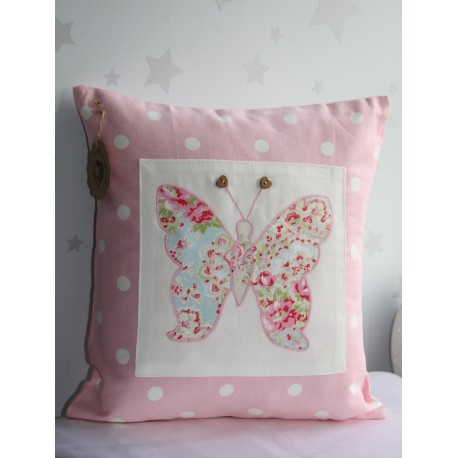 Butterfly Cath Kidston fabric Girls / adults bedroom nursery decoration accessory living room gift