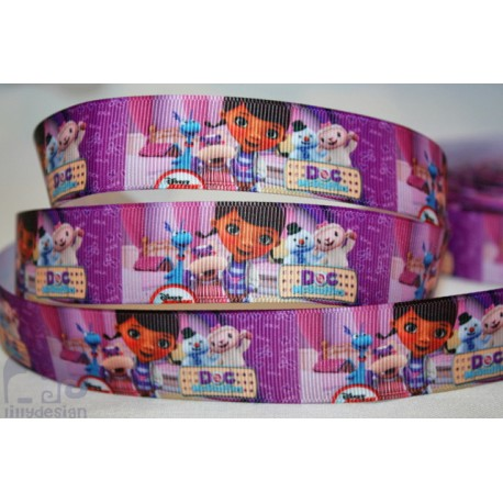 "M2M *GRUFFALO * 7/8"" Character Grosgrain Ribbon , Crafts - 1m"