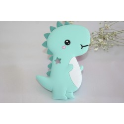 Silicone Baby Dinosaur Teether