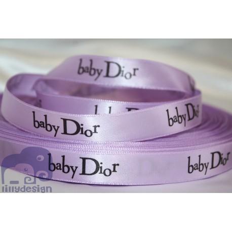 Baby Iavender Satin Ribbon 5/8``(16mm.) - 1 metre