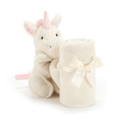 Personalised Jellycat Bedtime Unicorn Soother, Baby Blankets