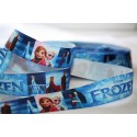 "M2M * FROZEN* 7/8"" Character Grosgrain Ribbon , Crafts - 1m"