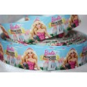 M2M BARBIE Printed Grosgrain Ribbon 22mm -Crafts