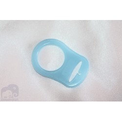 1 pcs. BLUE Silicone MAM Ring